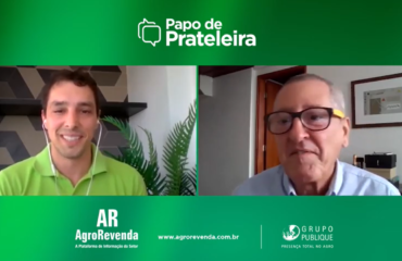 Bruno Marin participates in Papo de Shelf with Ulisses Riba Velasco and talks about the Sungard launch
